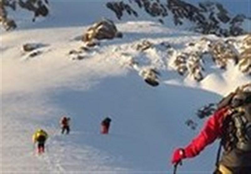 گزارش تسنیم از از حادثه اشترانکوه ماجرای مفقود شدن کوهنوردان مشهدی زیر بهمن چه بود؟