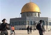الکیان الصهیونی یزید من اجراءاته الامنیة فی القدس المحتلة قبل صلاة الجمعة