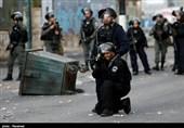 زخمی شدن 5 فلسطینی به ضرب گلوله نظامیان صهیونیست