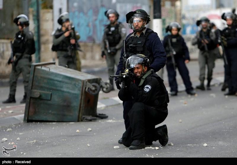 درگیری شهروندان خشمگین فلسطینی و نظامیان صهیونیست