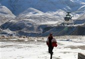 تیم امدادی هلال احمر برای یافتن کوهنوردان مفقود شده در لرستان اعزام شد؛ هنوز خبری از مفقودین نیست