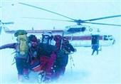 کوهنورد/ بالگرد