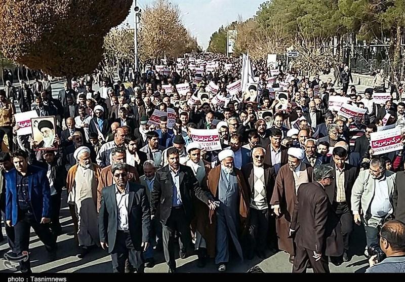 راهپیمایی مردم کرمان به مناسبت هفته امر به معروف بعد از نماز جمعه برگزار میشود