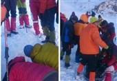 جسد چهارمین کوهنورد مفقود شده مشهدی در اشترانکوه پیدا شد