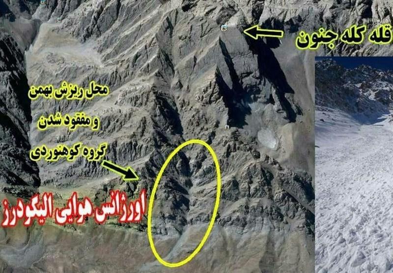 تازهترین خبرها از وضعیت کوهنوردان حادثه اشترانکوه/ بدرقه 7 جانباخته تا مشهد/ جستجو برای یافتن آخرین جسد