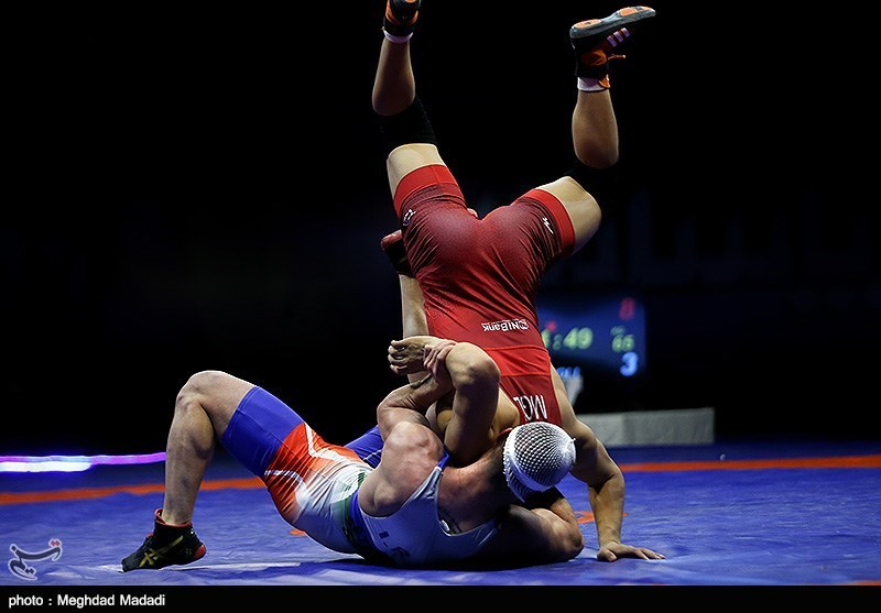Iranian Club Wins World Wrestling Clubs Cup