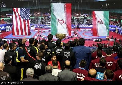Iranian Club Wins World Wrestling Clubs Cup