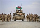 اعزام 200 نظامی ولزی در قالب نظامیان ارتش انگلیس به افغانستان
