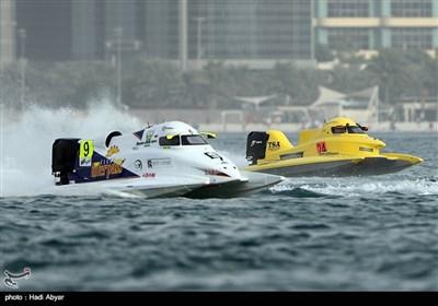 مسابقه جهانی قایق جت F1H20 - ابوظبی