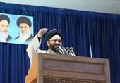 امام جمعه موقت اصفهان: به دنیا نشان میدهیم که اقدامات کور دشمن نشانه عجز و ناتوانی آنهاست