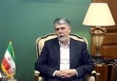 وزیر ارشاد با آیتالله جوادی آملی دیدار کرد
