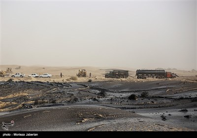 Operation Begins in Iran to Tackle Dust Pollution