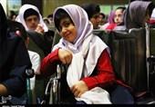 همایش دانش آموزان معلول خراسان شمالی