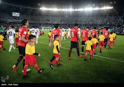 دیدار تیمهای فوتبال الجزیره امارات و اوراوا ردر ژاپن - جام باشگاه های جهان 2017