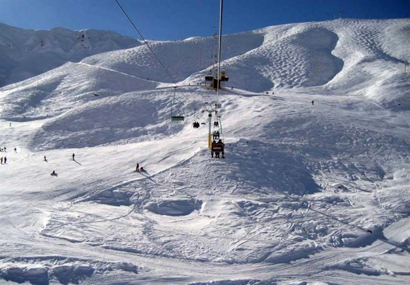 Shemshak: The Third Largest Ski Area in Iran