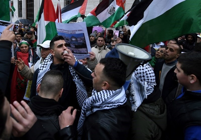 Protests against Trump's Jerusalem Decision Continue