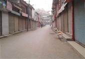 سرینگر کے حساس علاقوں میں بھارتی فورسز کی قدغن، پلوامہ میں شبانہ چھاپے، 5 شہری گرفتار