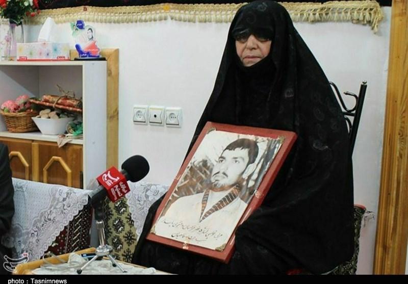 روایت مادر شهید غواص گیلانی از آخرین دیدارش با شهید قاسمیان + فیلم