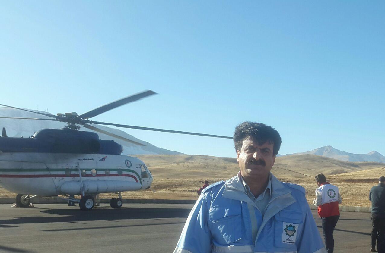 کوله پشتی کوهنوردی ایرانی