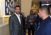 """""""عبدالحسین عبطان"""" وزیر ورزش عراق"""