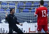 اصفهان  دروازهبان تیم فوتسال گیتیپسند: به پیروزی برابر آذرخش نیاز داشتیم