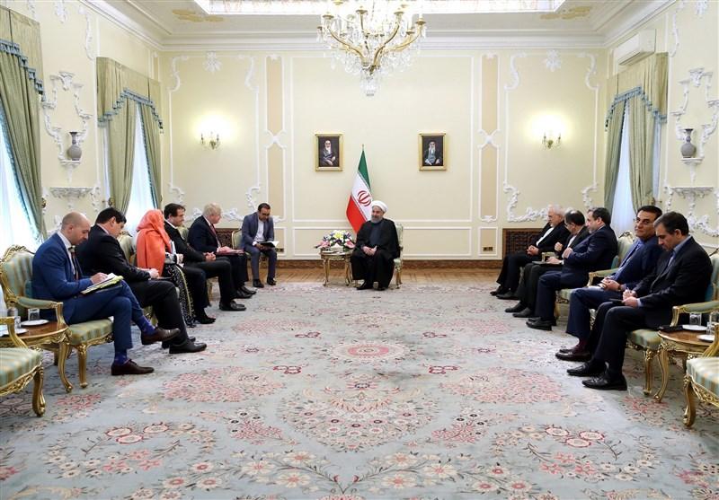 روحانی: تصمیم ترامپ، بنزین روی آتش منطقه بود