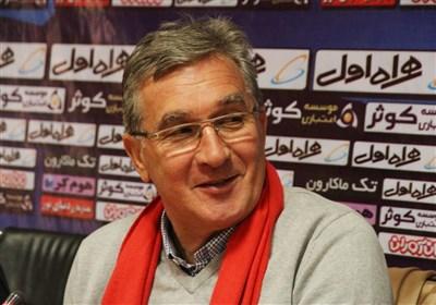 برانکو: برد مقابل استقلال خوزستان برد قهرمانی ما بود/ همه بازیکنانم کاندیدای بازی در دربی هستند