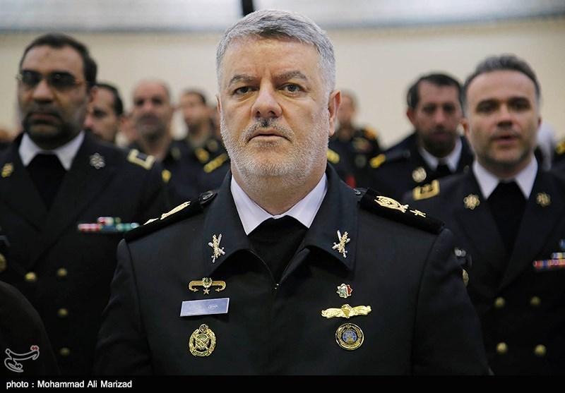 فرمانده نیروی دریایی ارتش: باز ماندن تنگه هرمز وابسته به منافع ایران است