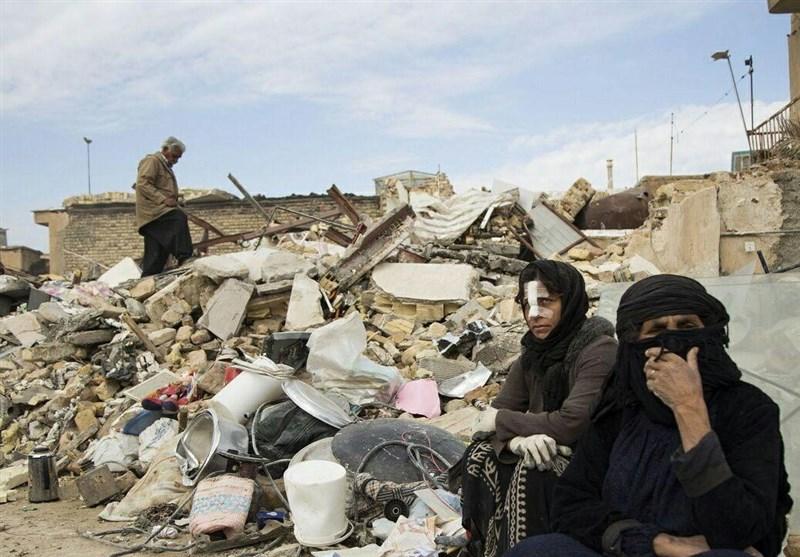 تعداد قربانیان زلزله کرمانشاه به 620 نفر رسید