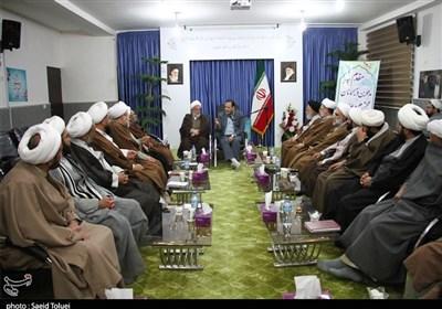 چهلمین گردهمایی ائمه جمعه استان خراسان شمالی برگزار شد+تصاویر