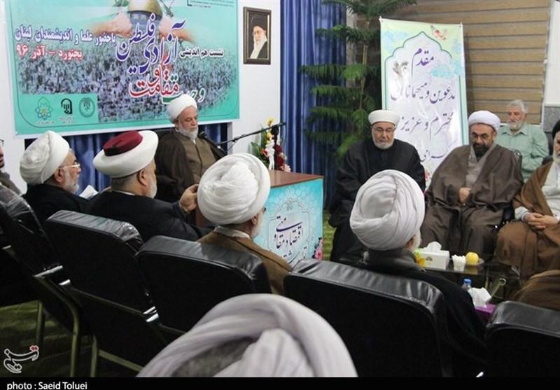 ایران اسلامی تنها حامی مردم مظلوم فلسطین است