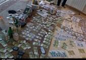 اعضایباند چاپ اسکناس در رشت شناسایی و دستگیر شدند+تصاویر