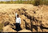 «معجزه آبخیزداری»|فرونشست زمین بلای جان یک میلیون هکتار اراضی کشور/ آبخیزداری راهکار پیشگیری است