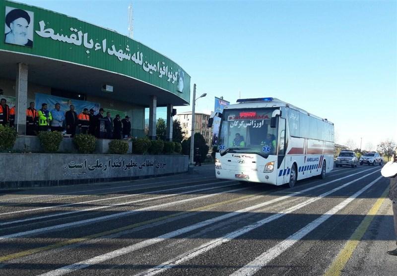 طرح زمستانه پلیس استان گلستان آغاز شد