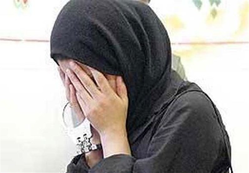 زن جوان 2 شوهره دستگیر شد