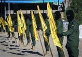 """سران مقاومت عراق در جشن بزرگ """"پیروزى"""" + تصاویر"""