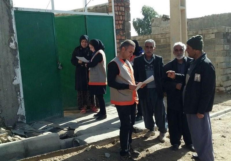 بیش از 6000 نفر از زلزلهزدگان کرمانشاه غربالگری روانشناختی شدند