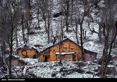 ایران؛ ماسولہ کے برفیلے پہاڑوں کی تصویری جھلکیاں