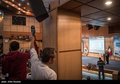 سخنرانی سرلشکر محمد باقری رئیس ستادکل نیروهای مسلح به همایش قدرت های بزرگ و امنیت منطقه غرب آسیا
