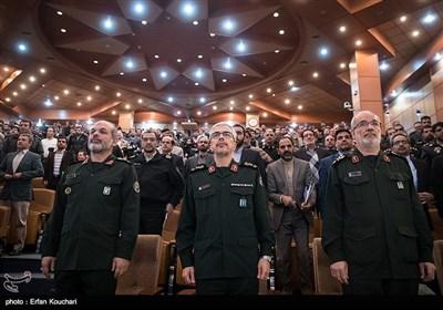 پخش سرود جمهوری اسلامی ایران در همایش قدرت های بزرگ و امنیت منطقه غرب آسیا