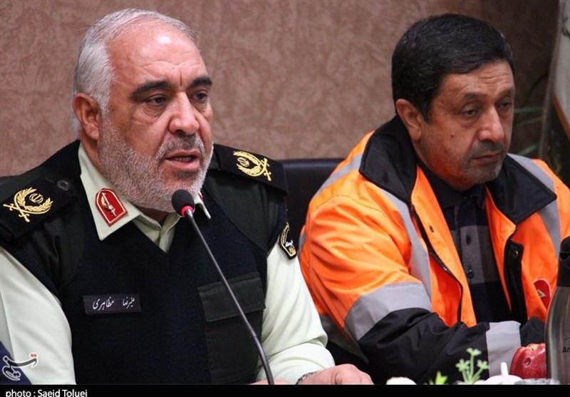 نشست خبری فرماندهی انتظامی استان