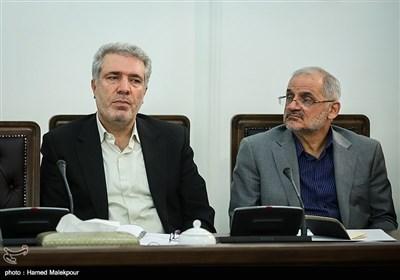علیاصغر مونسان رئیس سازمان میرث فرهنگی و گردشگری در جلسه ستاد فرماندهی اقتصاد مقاومتی