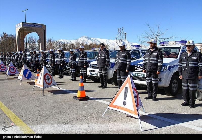 طرح زمستانی پلیس راه در چهارمحال و بختیاری آغاز شد