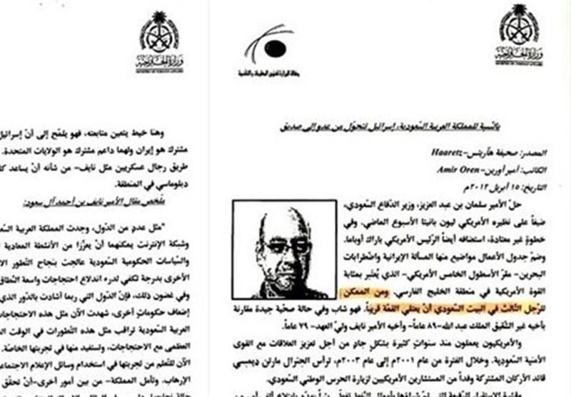 Suudilerin Siyonist Rejim İle Olan İş Birliğine Dair Gizli Belgeler Yayınlandı