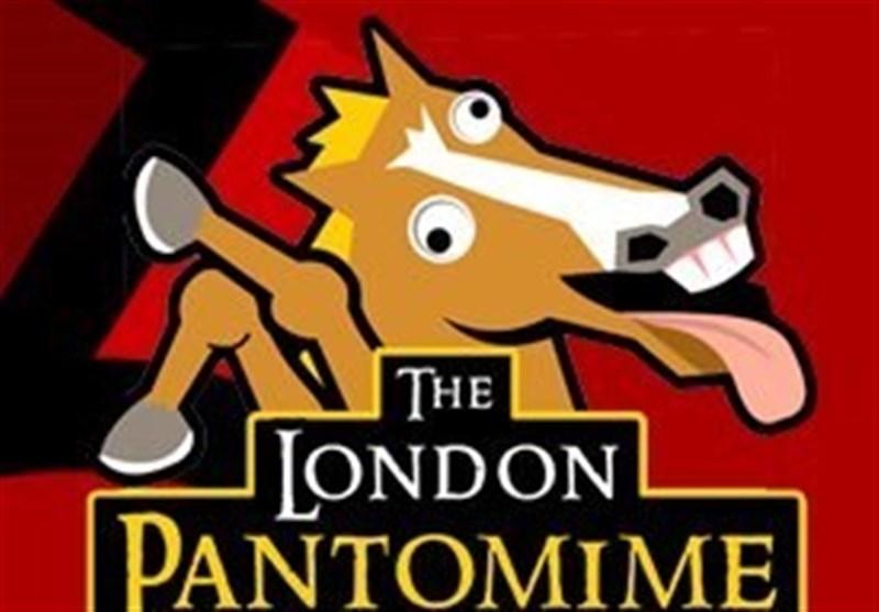 London Pantomime Horse Race