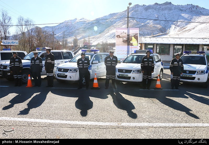 امنیت ترافیکی در جادههای مازندران تقویت شود