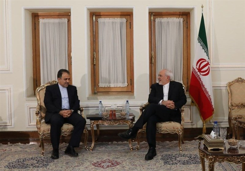 پایان ماموریت دبیر کل ایرانی سازمان دی 8
