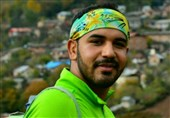 "پیکر ""علی حسینی"" کوهنورد جانباخته اشترانکوه به مشهد منتقل شد"