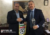 ابراز امیدواری سفیر برزیل برای دیدار دوستانه با تیم ملی فوتبال ایران