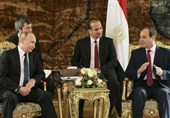 Russia's Putin, Egypt's Sisi Discuss Middle East Tensions in Cairo